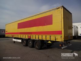 sliding curtain semi trailer Krone Schuifzeil Standard 2013