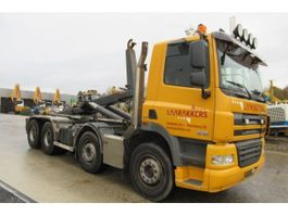 container truck DAF CF85 460 8x4 Haakarm Euro 5 2009