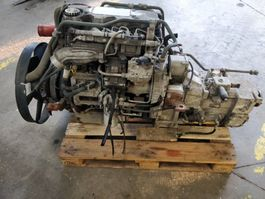 Engine truck part Iveco 75E17 Powerpack F4AE0481A* 170 Hp Tector 4Cyll + Gearbox 2008
