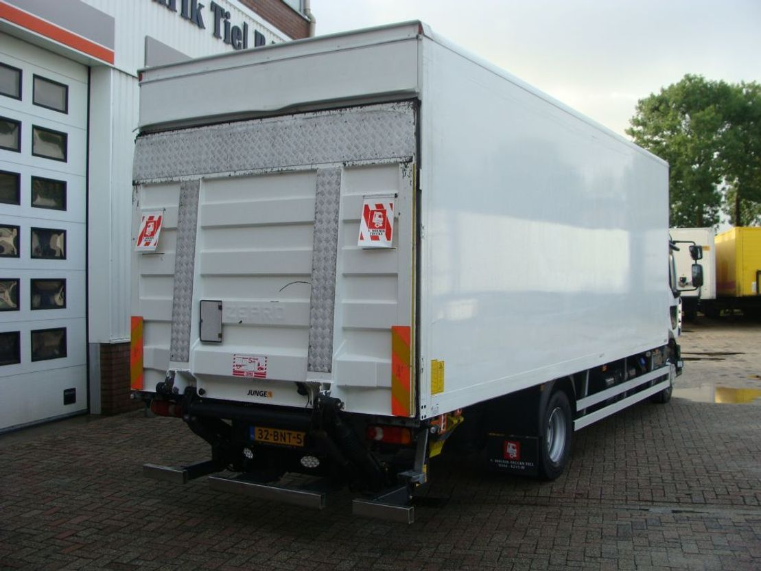 closed box truck > 7.5 t Renault D 250.12  EURO 6  32-BNT-5 2016