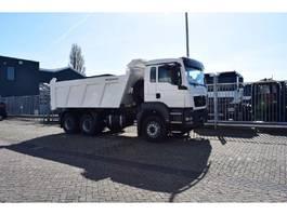 camion à benne basculante > 7.5 t MAN TGS 33.360 BB-WW 6x4 TIPPER TRUCK MEILLER 2020