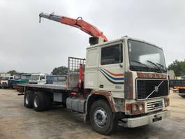swap body truck Volvo F12-25 Full Steel Suspension 1980