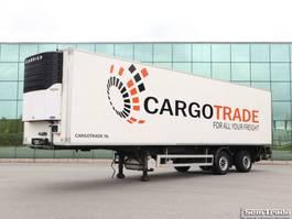 refrigerated semi trailer Pacton TBZ230 CITY TRAILER CARRIER MAXIMA 1000 2002