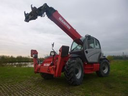 rigid telehandler Manitou MT1840 privilege 2008