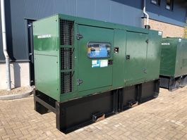 generator John Deere 6068 Leroy Somer 200 kVA Supersilent Rental generatorset 2005