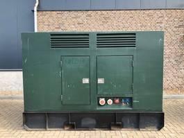 generator John Deere 4045 Stamford 100 kVA Supersilent Rental generatorset 2007