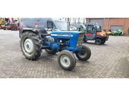 farm tractor Ford 4000 1972