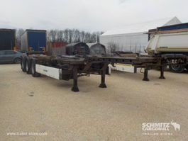 other full trailers Krone Containerchassis Highcube 2011