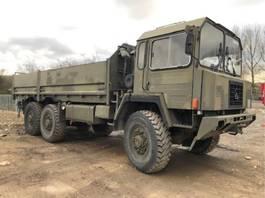 army truck Saurer Saurer 10DM 6x6 truck with winch 1985