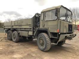 Container-LKW Saurer Saurer 10DM 6x6 truck with winch 1985