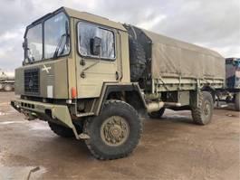 Militär-LKW Saurer Saurer 6DM 4x4 truck Ex army 1985