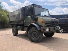 army truck Unimog Mercedes Benz Unimog 4x4 U1300L ex army Truck 1987