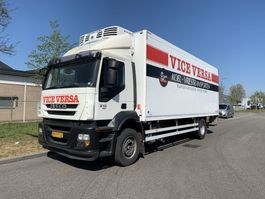 refrigerated truck Iveco AD190S31/P 2009