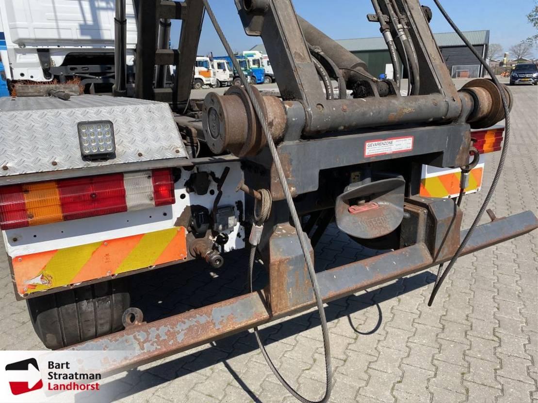 container truck Mercedes-Benz Actros 2546 LENA 6x2 kabelsysteem (3 pedalen) 2008
