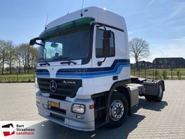 cab over engine Mercedes Benz ACTROS 1844 LS 9 tons vooras 2008