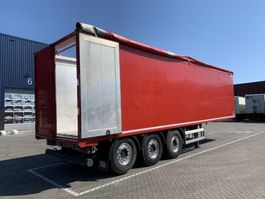 walking floor semi trailer Knapen Trailers K200 - 70m3 Agrar 2019