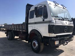 tipper truck > 7.5 t Mercedes Benz Powerful Engine - Very Robust Truck 1985