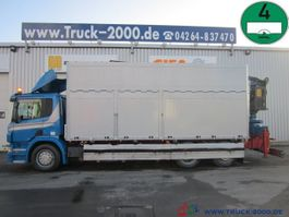 tipper truck > 7.5 t Scania P380 Glas Metall Wertstoff Recycling 37m³ 1.Hand 2008