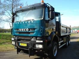 tipper truck > 7.5 t Iveco AD380T41W/6X6 KIPPER 2009