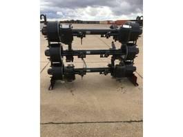 Rear axle truck part SAF new Trailer axle sets x 2
