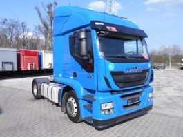 cab over engine Iveco STRALIS ECO 480 EURO6, 7350Kg, Automat, TOP 2015
