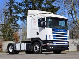 cab over engine Scania 124L 420 2000 RET 2000