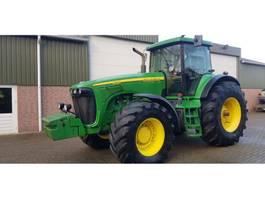 farm tractor John Deere 8320 Powershift 2002