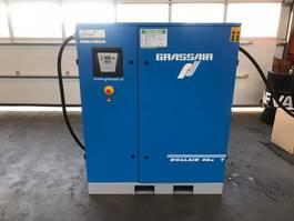 compressors Grassair Rollair RLR40 30 KW 4620 L/min 10 Bar Eletrische Schroefcompressor met l... 2008