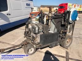 other asphalt equipment Burtec TSH 500 2008