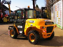 wheel loader JCB JCB 520 - 40  4x4x4 ** 4m / 1.8t ** vgl. 524-50 2008