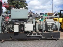 Generator AVK 250 KVA 1990