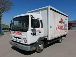 camion à rideau coulissant Renault LKW 1997