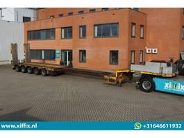 semi lowloader semi trailer Goldhofer 5-ass. Uitschuifbare semi dieplader met dubbele hydr. kleppen // 4x gest... 2009