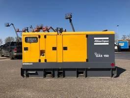 generator Atlas Copco QAS150 2011