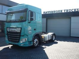 cab over engine DAF XF 440 FT 4x2 Tractor Euro 6 with ADR and  Hydraulic 2014