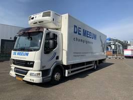 refrigerated truck DAF 45 lf 210 lambaret+thermo-king ts 500 2009