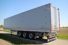 walking floor semi trailer Kraker Trailers K-Force 92m3 *NEW* 2020