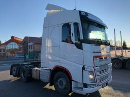cab over engine Volvo FH460, 6x2, Euro 6, Globetrotter 2014