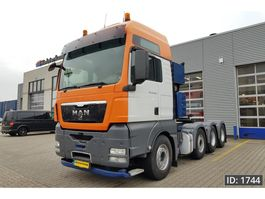 cab over engine MAN TGX 41.540 XXL, Euro 5, -German Truck- 160 Tons - Retarder, Intarder 2012