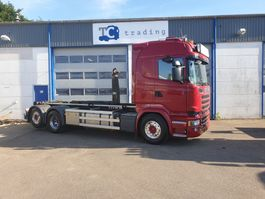 container truck Scania R450 2017