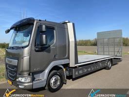 car transporter truck DAF LF 260 FA Oprijwagen 2018