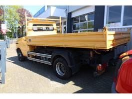 samochód dostawczy wywrotka < 7.5 t Mercedes Benz 905.6  616 CDI Kipper 3 ZIJDIG 2005