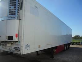 refrigerated semi trailer Schmitz Cargobull Thermoking Vleeshanger 2008
