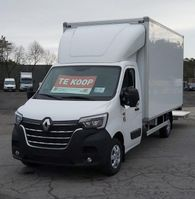 closed box lcv < 7.5 t Renault Master Red Edition 2020