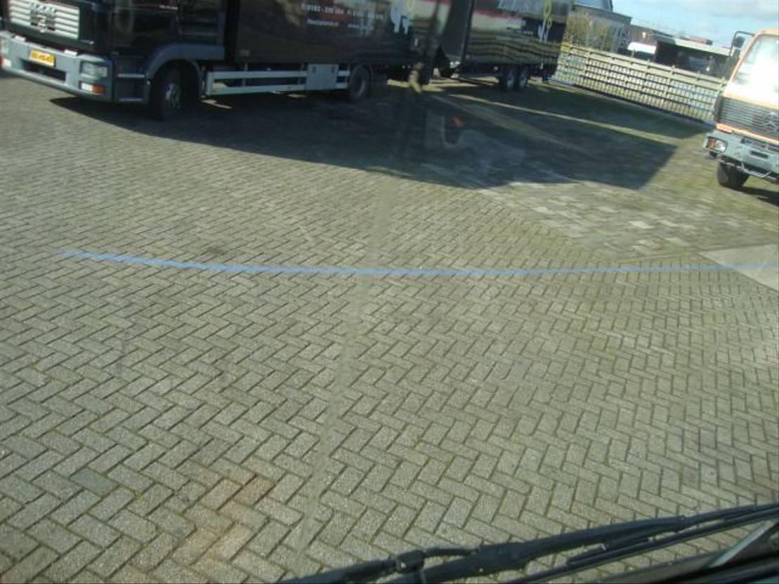 closed box truck > 7.5 t MAN TGL 12.240 4X2 BL 2008
