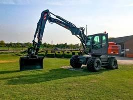 wheeled excavator Atlas 160W 2014