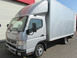 closed box lcv < 7.5 t Fuso CANTER 2013