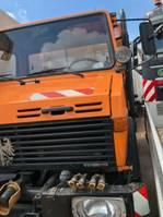 LKW Kipper > 7.5 t Unimog U 1650 --427/21 1990