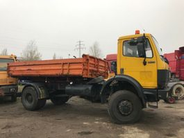 other trucks Mercedes-Benz 1929.1729 Chassis or tipper 4x4.full steel.gear
