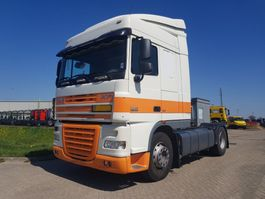 cab over engine DAF xf 2006